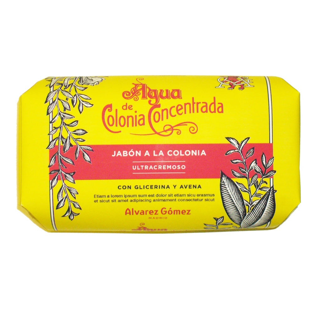Alvarez Gomez Soap Bar - Kernseife