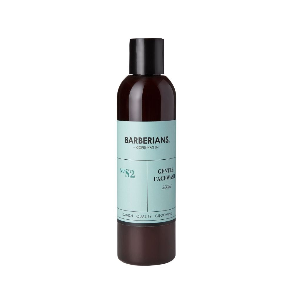 Barberians Gentle Facewash 200ml - Gesichtsreinigung