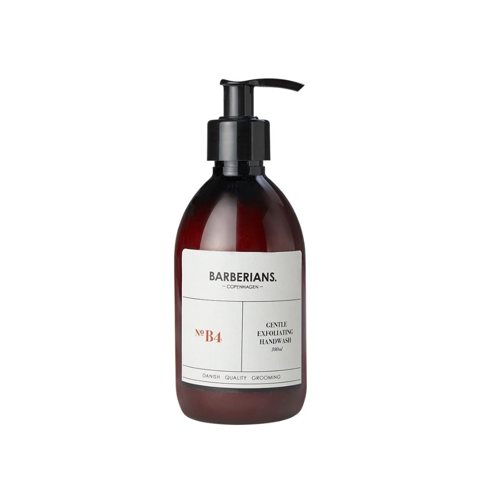 Barberians Gentle Exfoliating Handwash 300ml