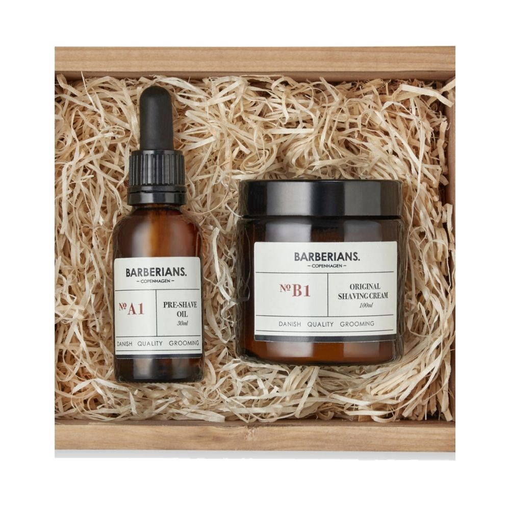 Barberians Shave It - Rasierset