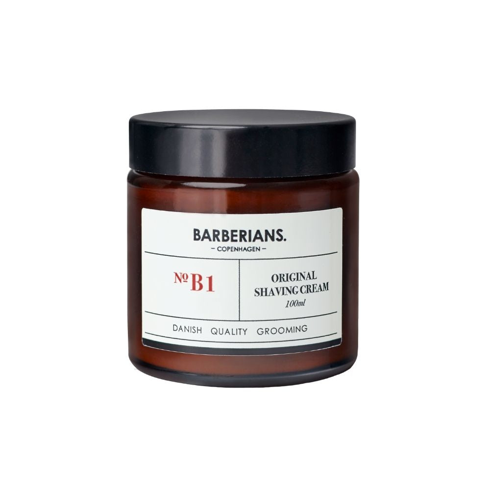 Barberians Shaving Cream 100ml - Rasiercreme