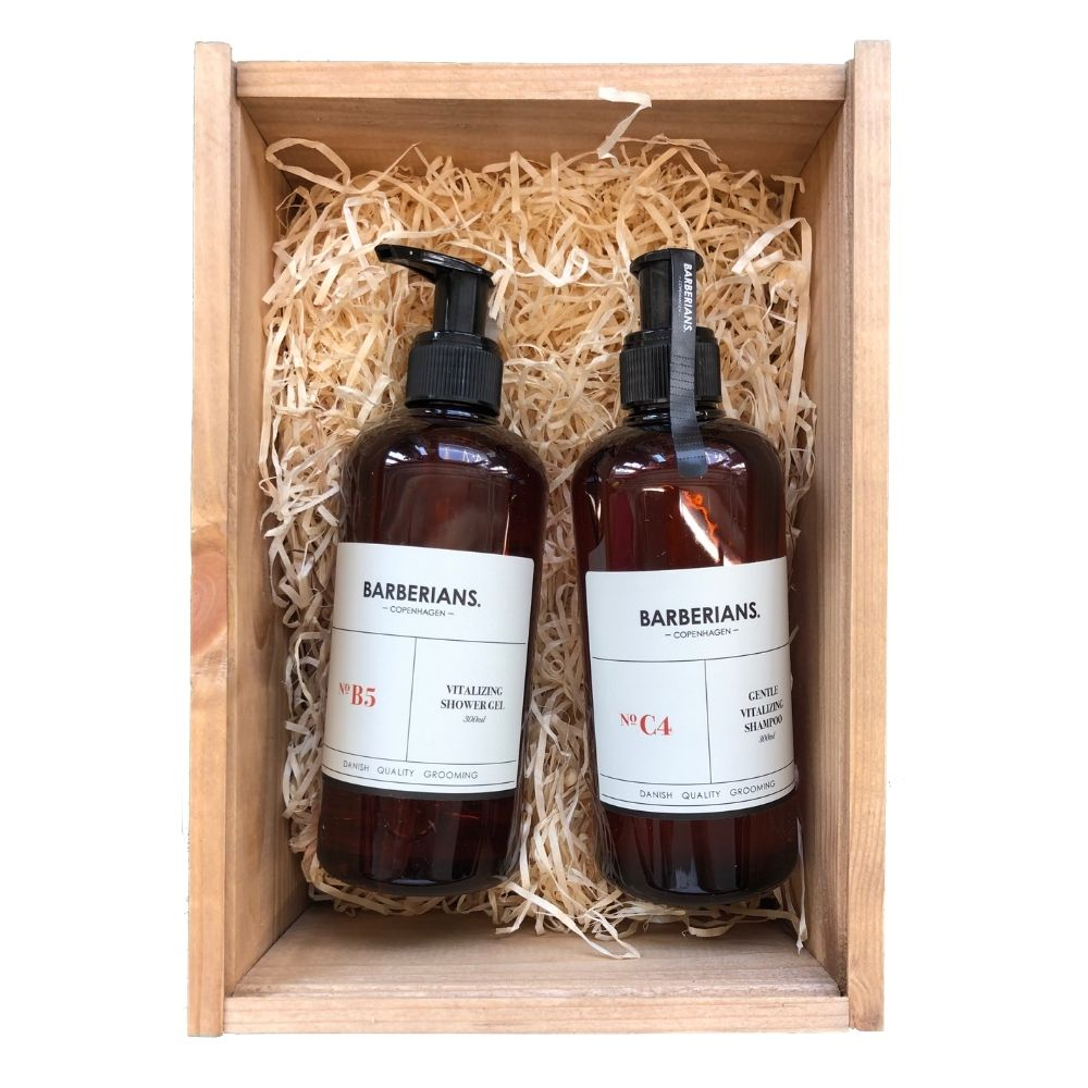 Barberians Soap Me Up Set - Geschenkset