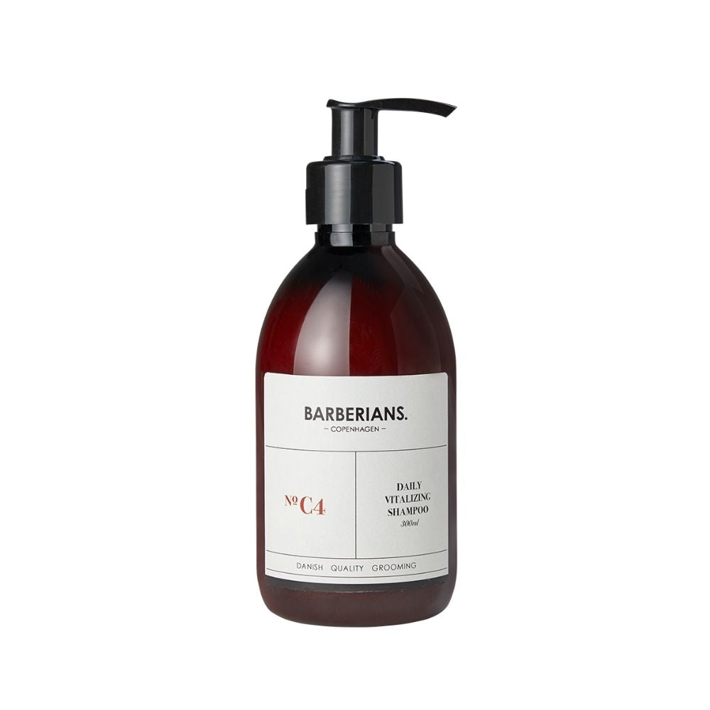 Barberians Vitalizing Shampoo 300ml