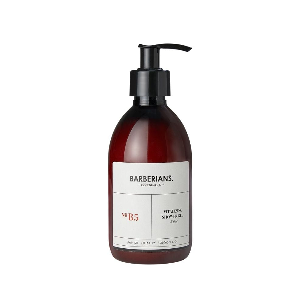 Barberians Vitalizing Shower Gel 300ml
