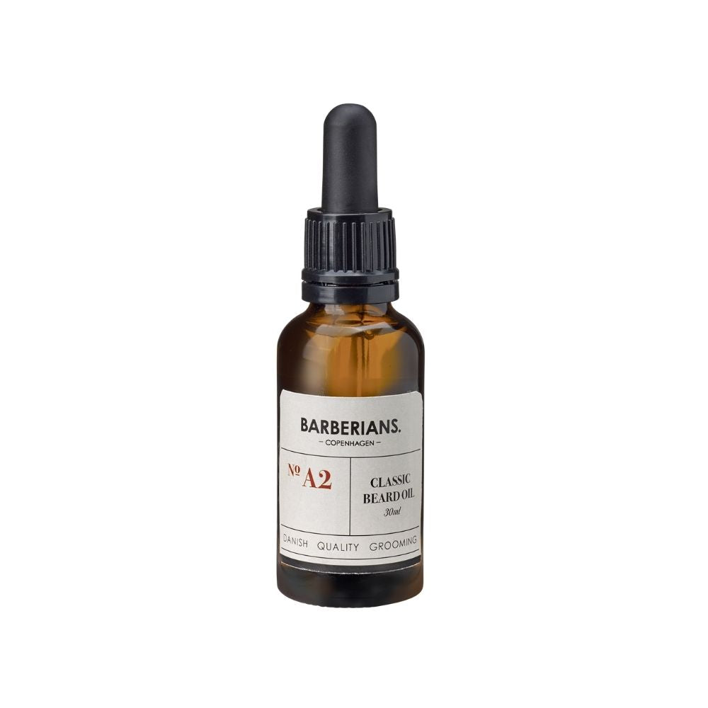 Barberians Beard Oil Classic 30ml - Bartöl