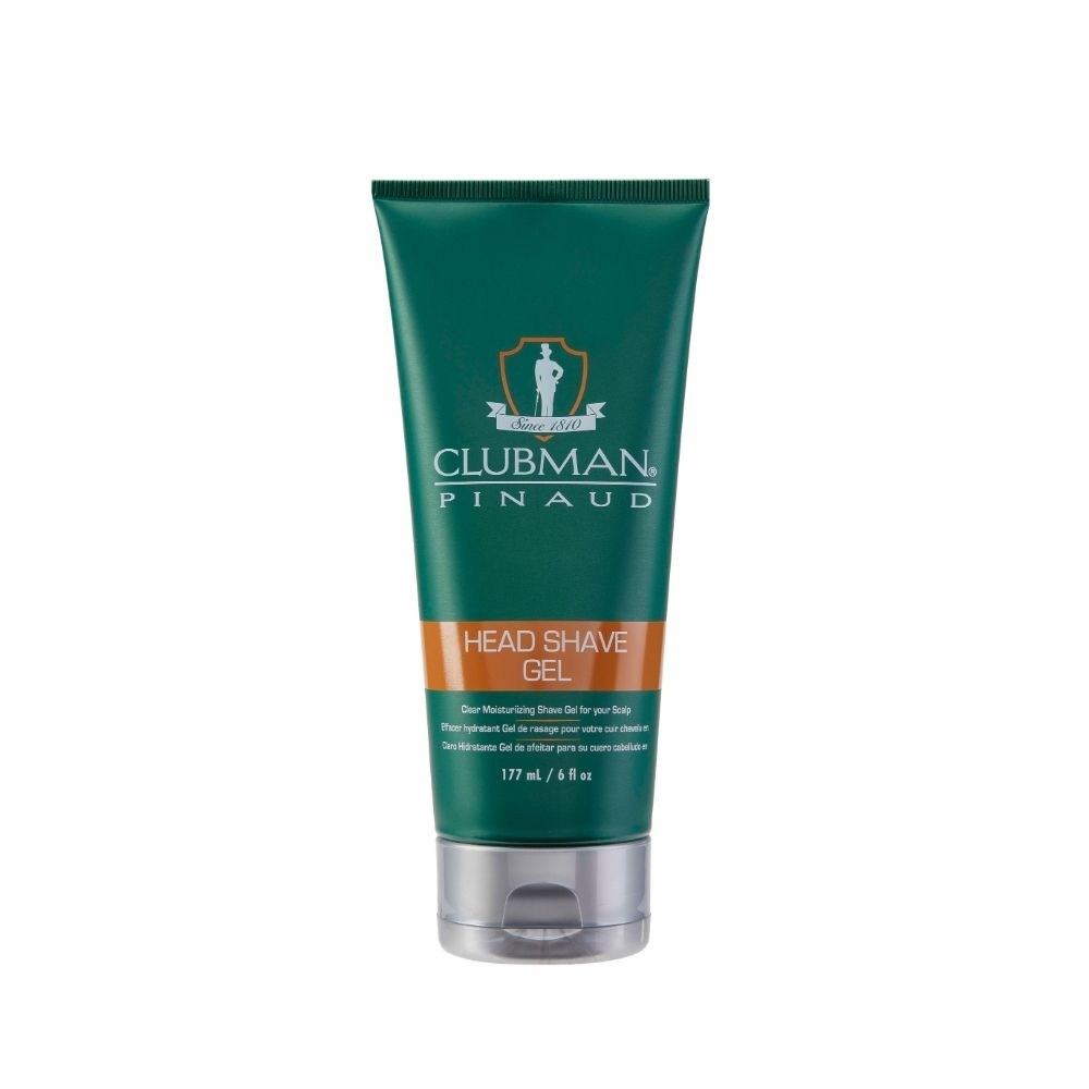 Clubman Pinaud - Head Shave Gel 177ml- Rasiergel