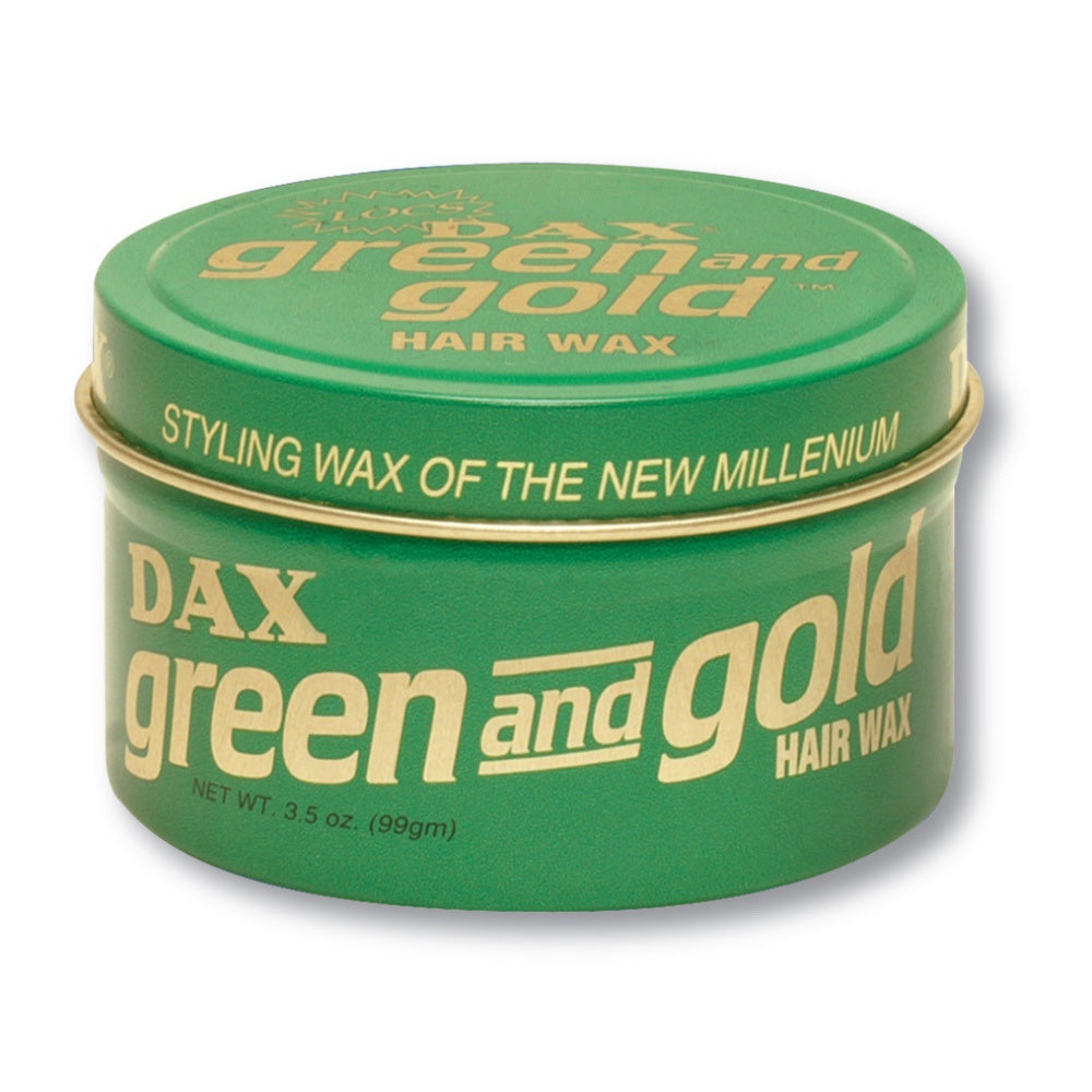DAX Green & Gold-The Man Himself