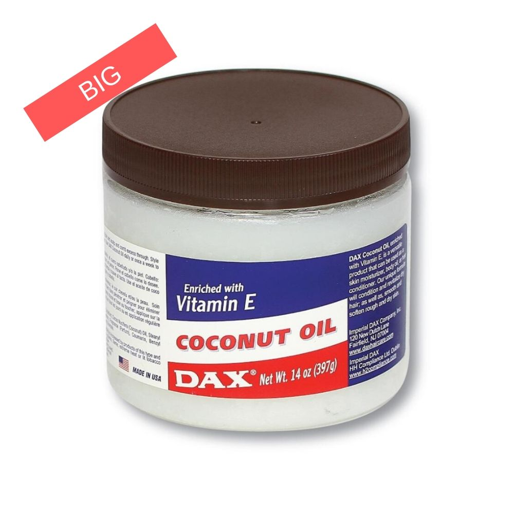 "DAX Coconut Oil ""Barber Size"""