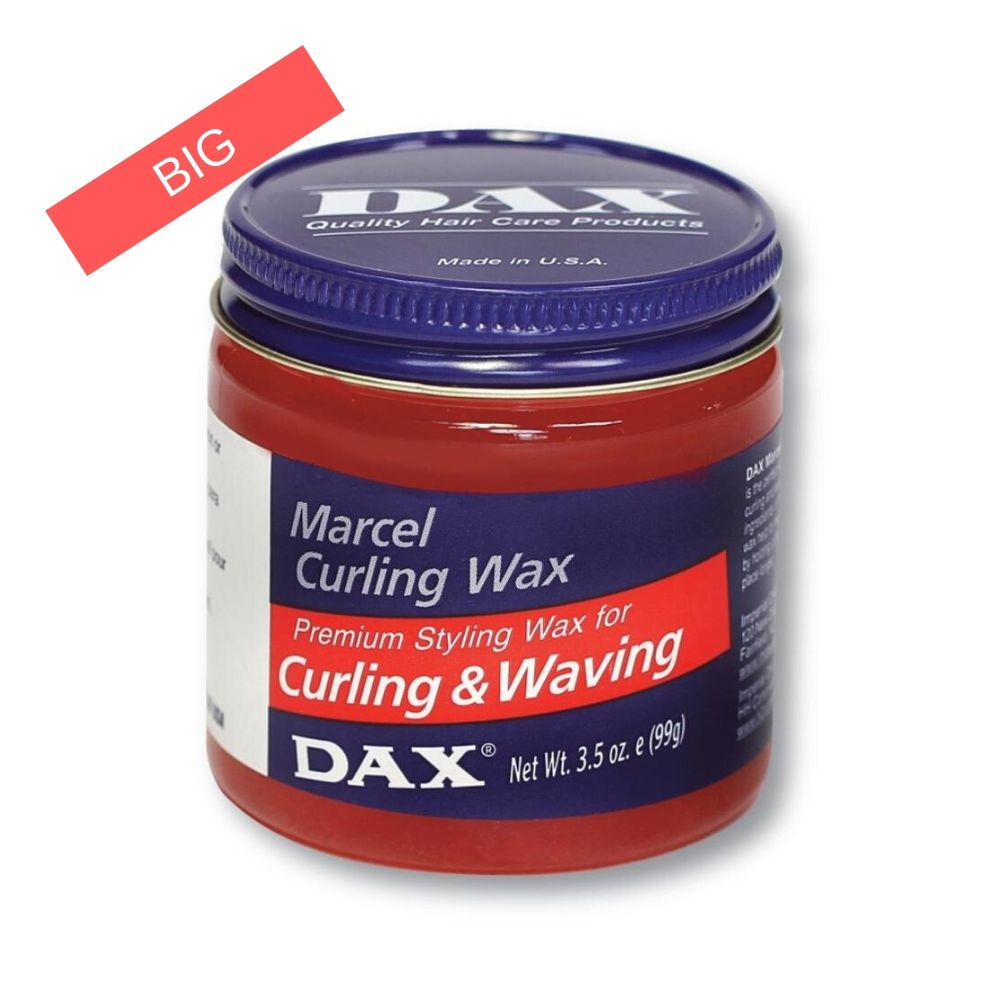 "DAX Marcel Curling Wax ""Barber Size"""