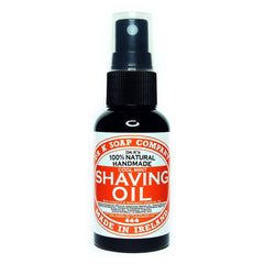 Dr K Soap Company Shaving Oil - Peppermint - Rasieröl