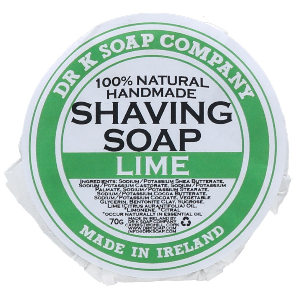 Dr K Soap Company Lime - Rasierseife-The Man Himself