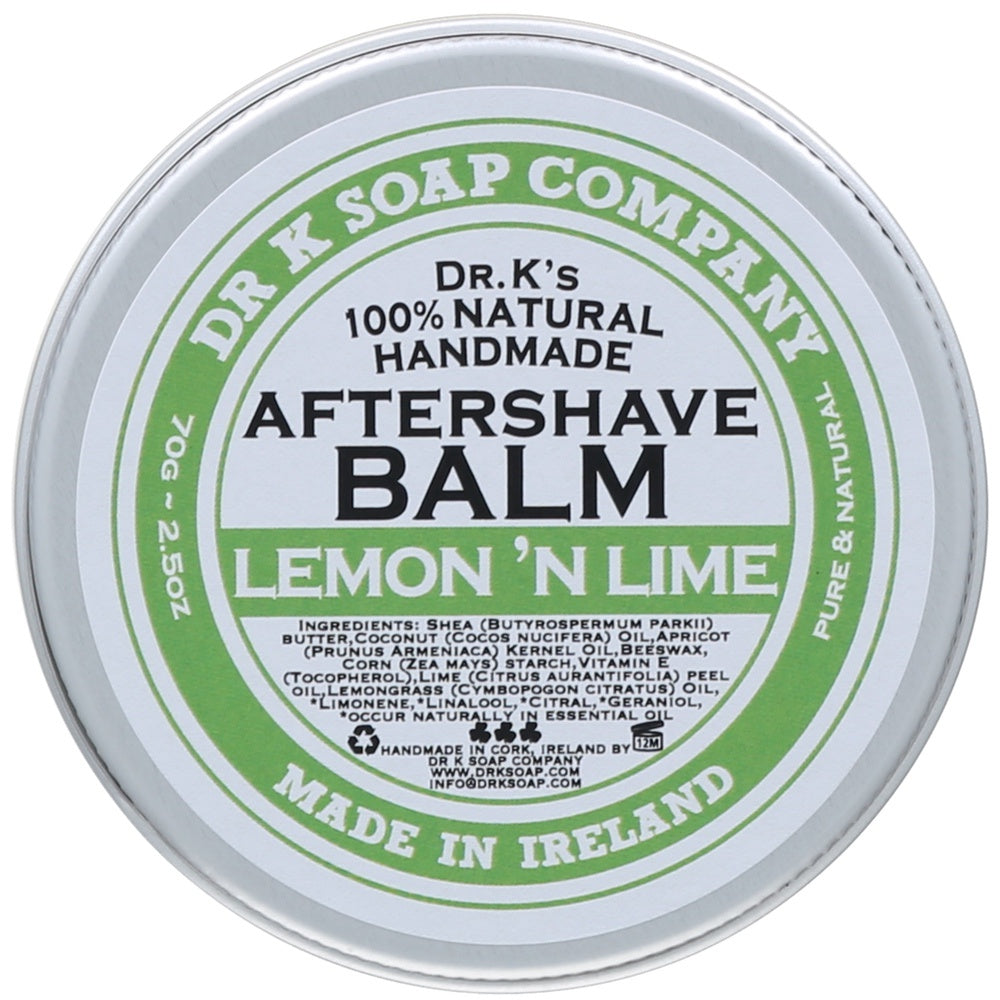 Dr K Soap Company - Lemon 'N Lime - After-Shave Balsam-The Man Himself