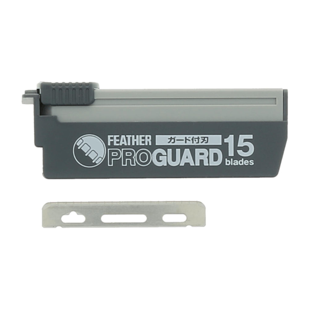 Feather Pro Guard Rasierklingen (15 Stk.)