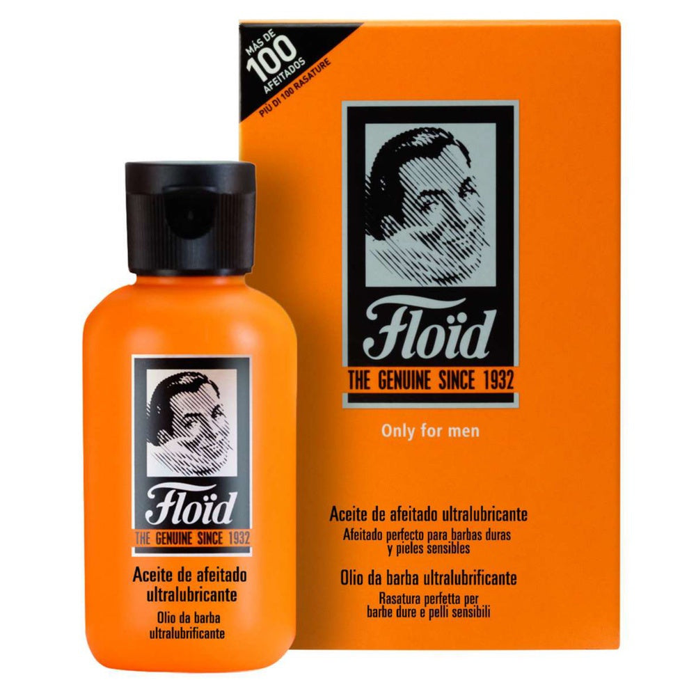 FLOID Shaving Oil - Rasieröl