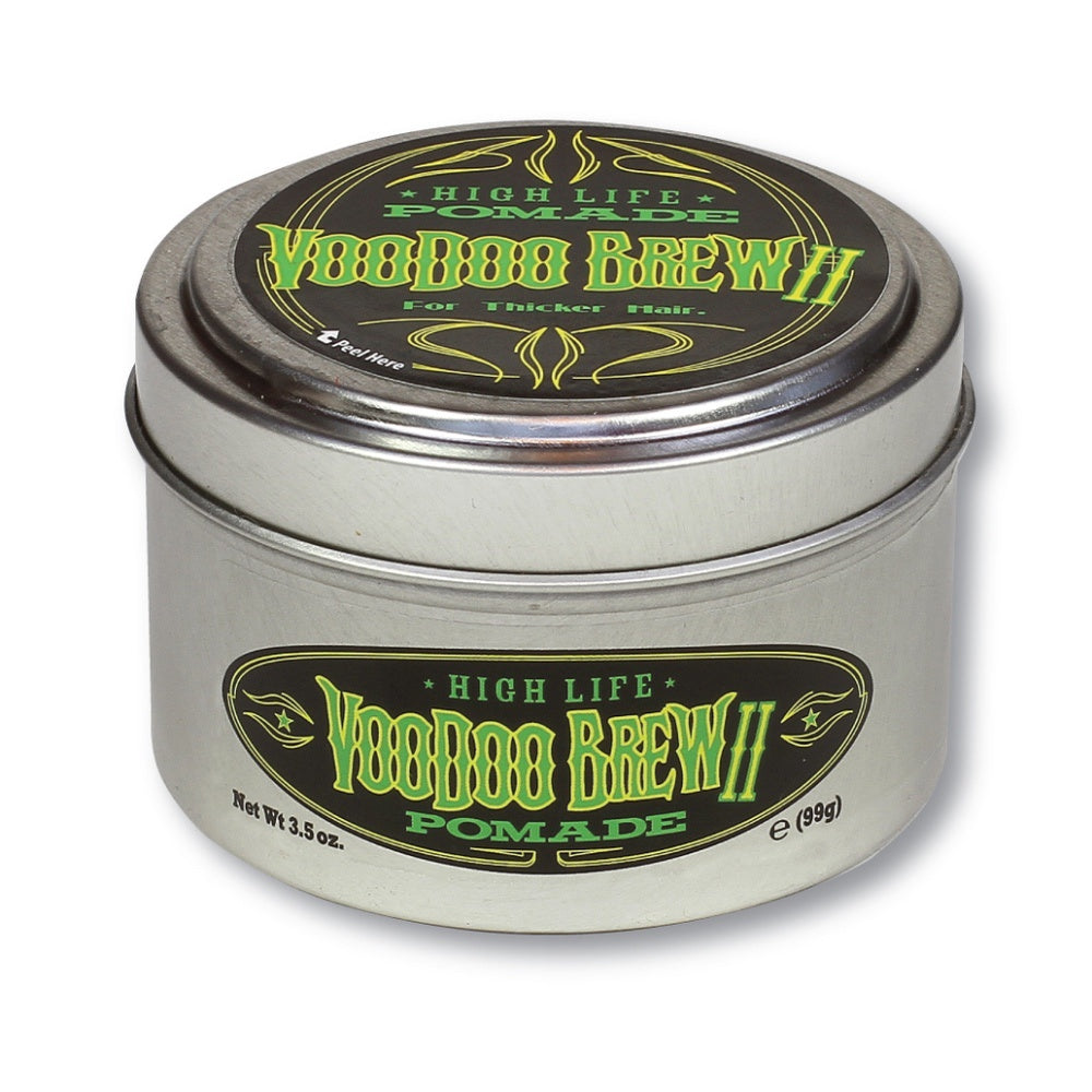 High Life Voodoo Brew II Pomade-The Man Himself