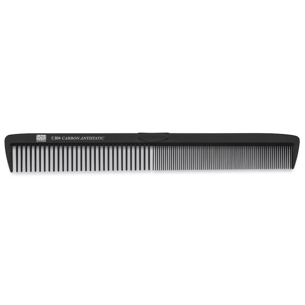 Kasho Carbon Barber Comb - Haarschneidekamm 21,8 cm-The Man Himself