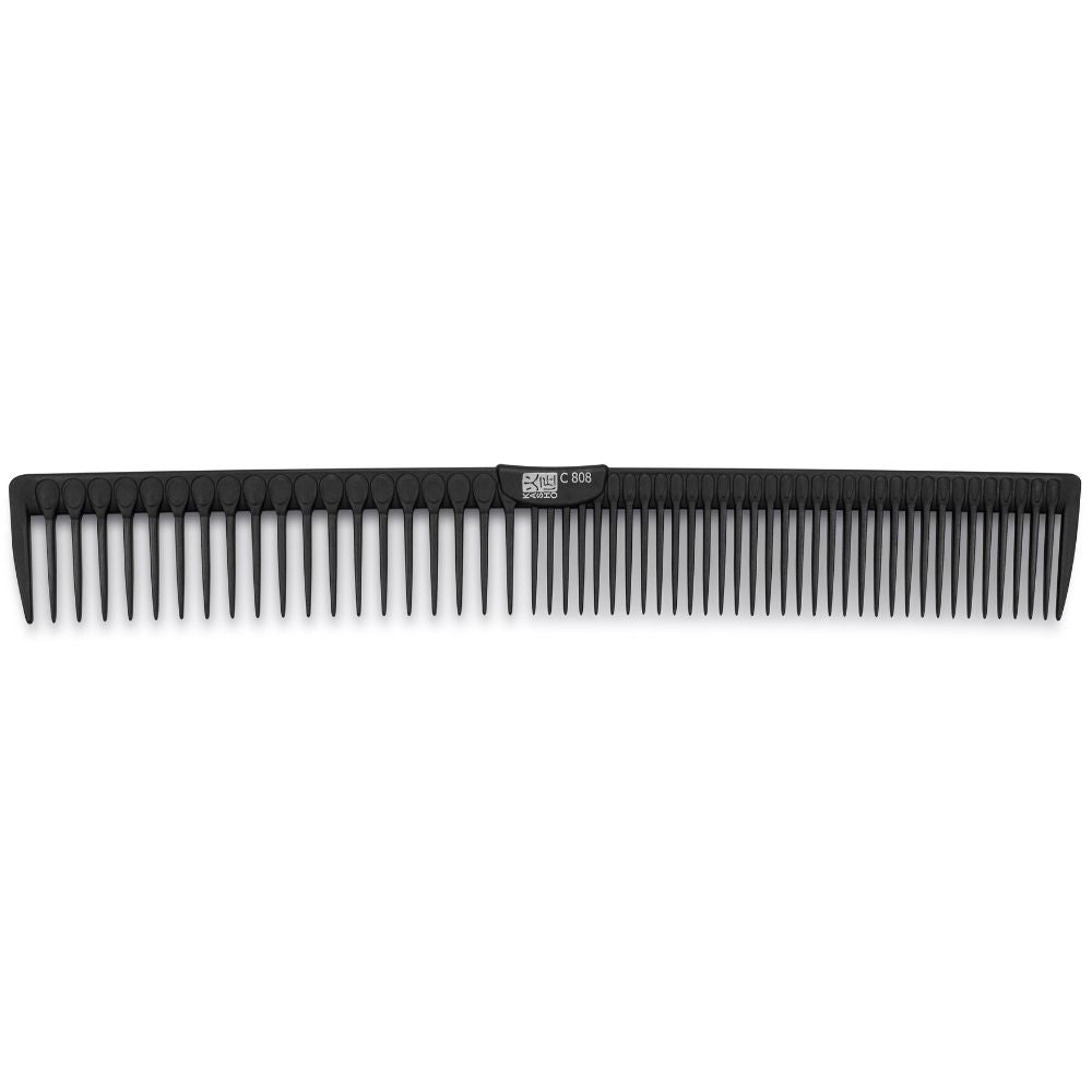 Kasho Carbon All Purpose Comb - Universalkamm