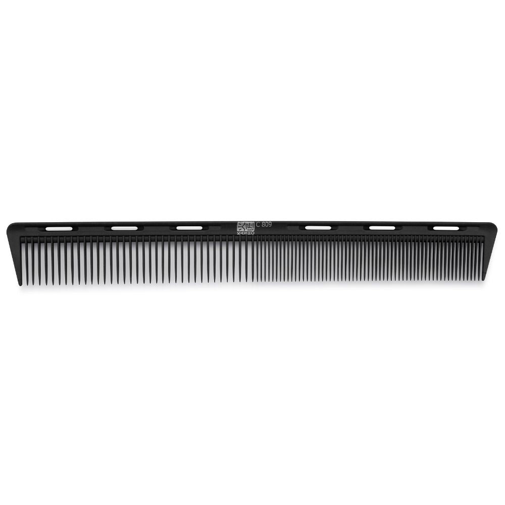 Kasho Carbon Barber Comb - Haarschneidekamm 19,0 cm-The Man Himself