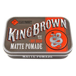 King Brown Matte Pomade-The Man Himself