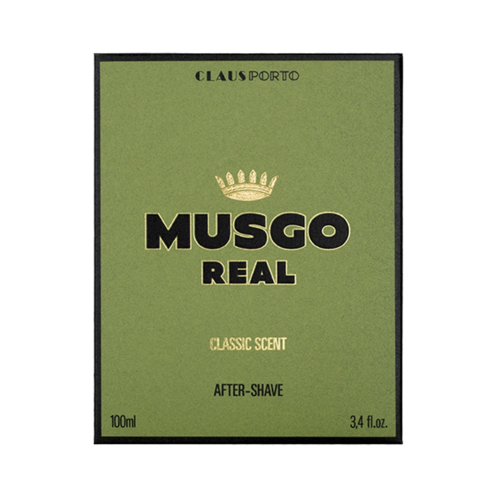 Musgo Real After-Shave - Classic Scent-The Man Himself