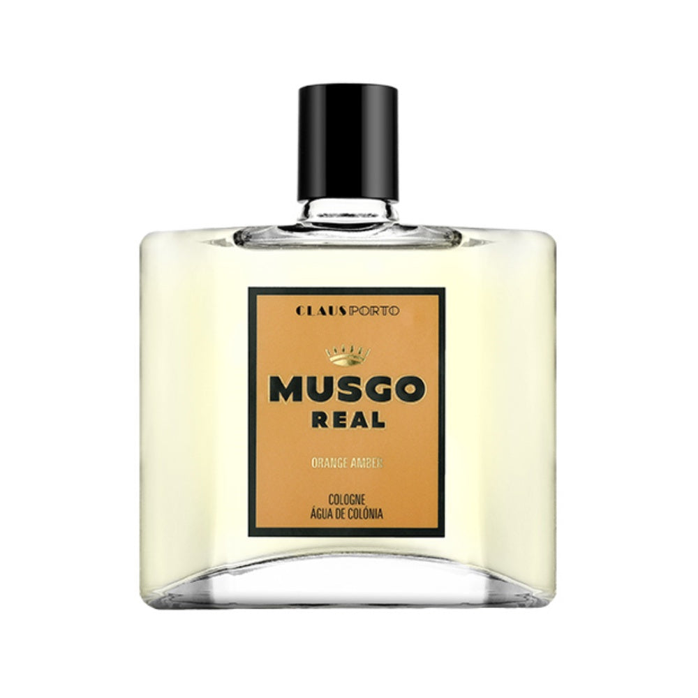 Musgo Real Eau de Cologne - Orange Amber