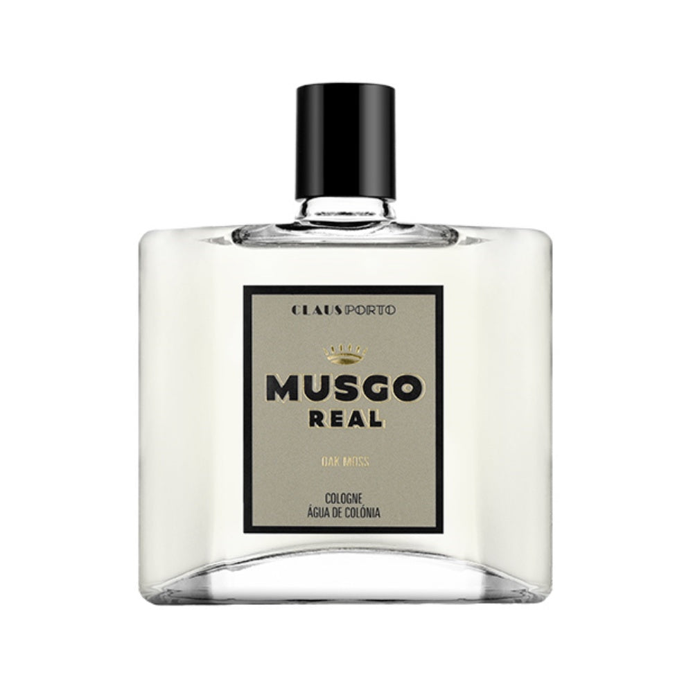 Musgo Real Eau de Cologne - Oak Moss