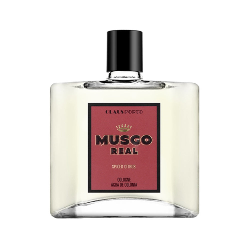 Musgo Real Eau de Cologne - Spiced Citrus