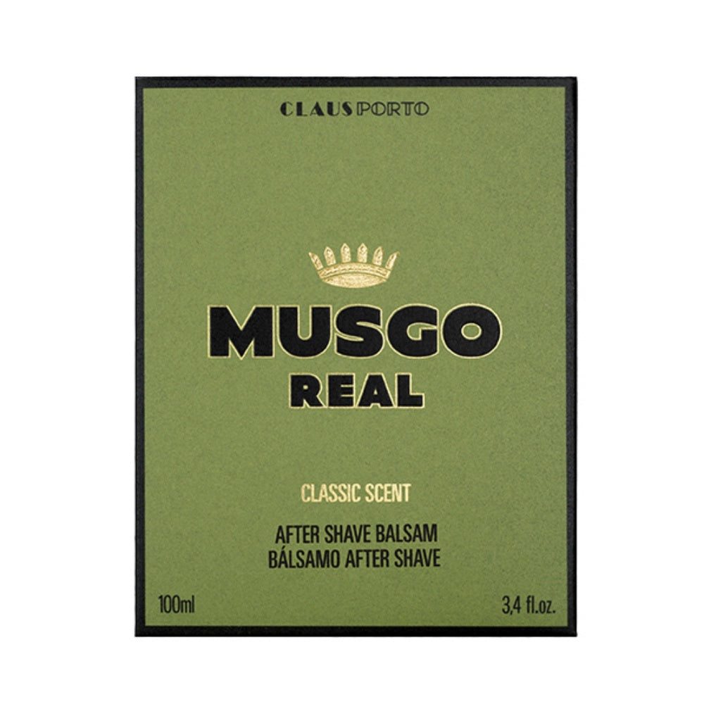 Musgo Real After-Shave Balsam - Classic Scent-The Man Himself