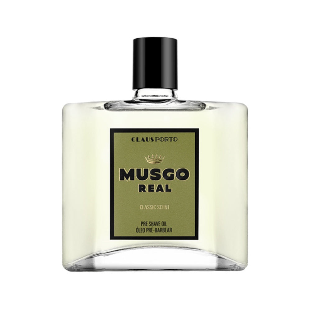 Musgo Real Pre-Shave Oil - Classic Scent - Rasieröl-The Man Himself