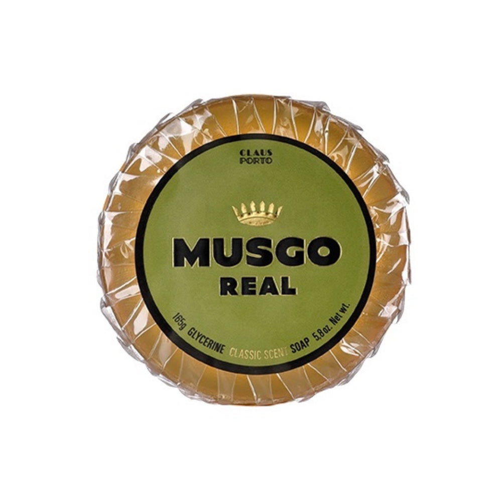 Musgo Real Glycerine Soap - Classic Scent - Gesichtsseife-The Man Himself
