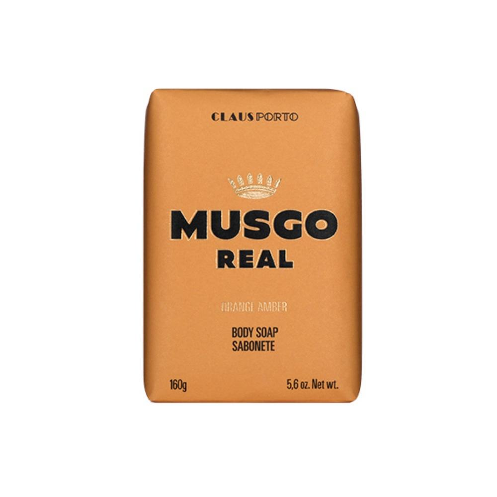 Musgo Real Body Soap - Orange Amber - Körperseife