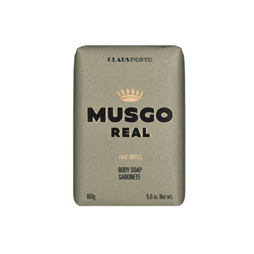 Musgo Real Body Soap - Oak Moss - Körperseife