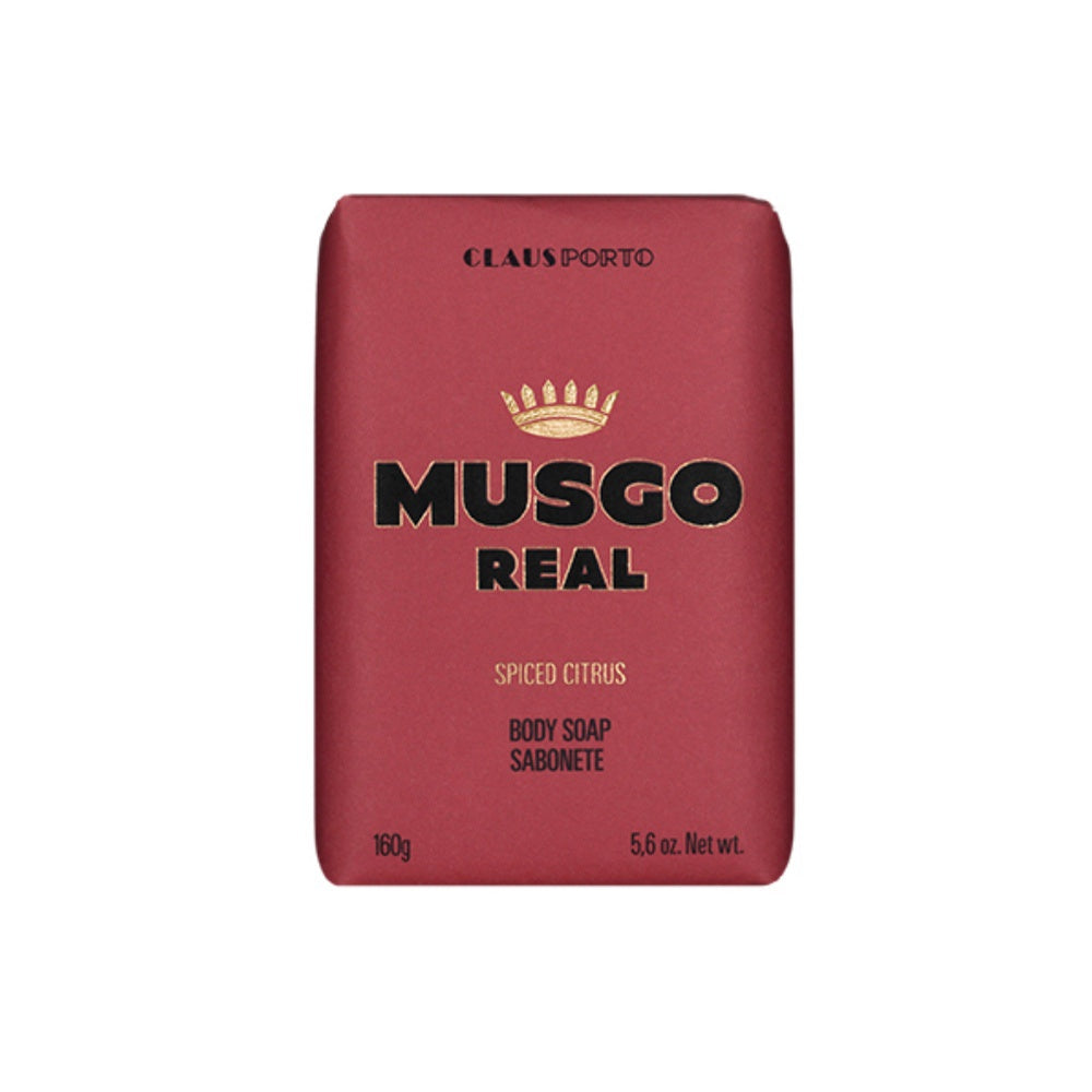 Musgo Real Body Soap - Spiced Citrus - Körperseife