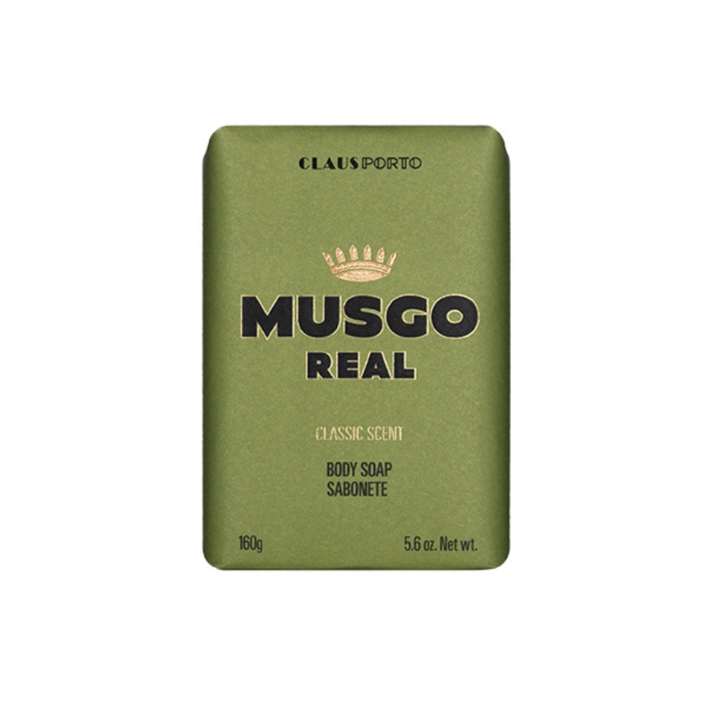 Musgo Real Body Soap - Classic Scent - Körperseife