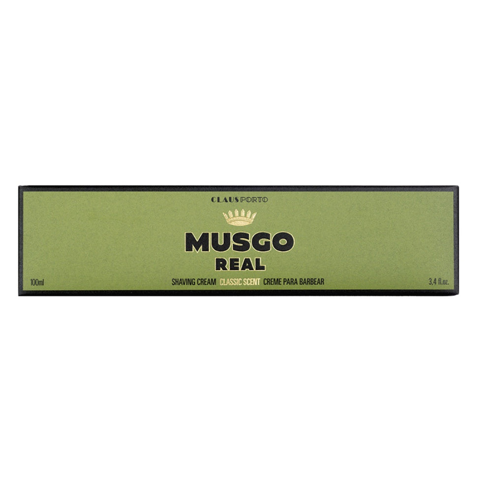 Musgo Real Shaving Cream - Classic Scent - Rasiercreme-The Man Himself