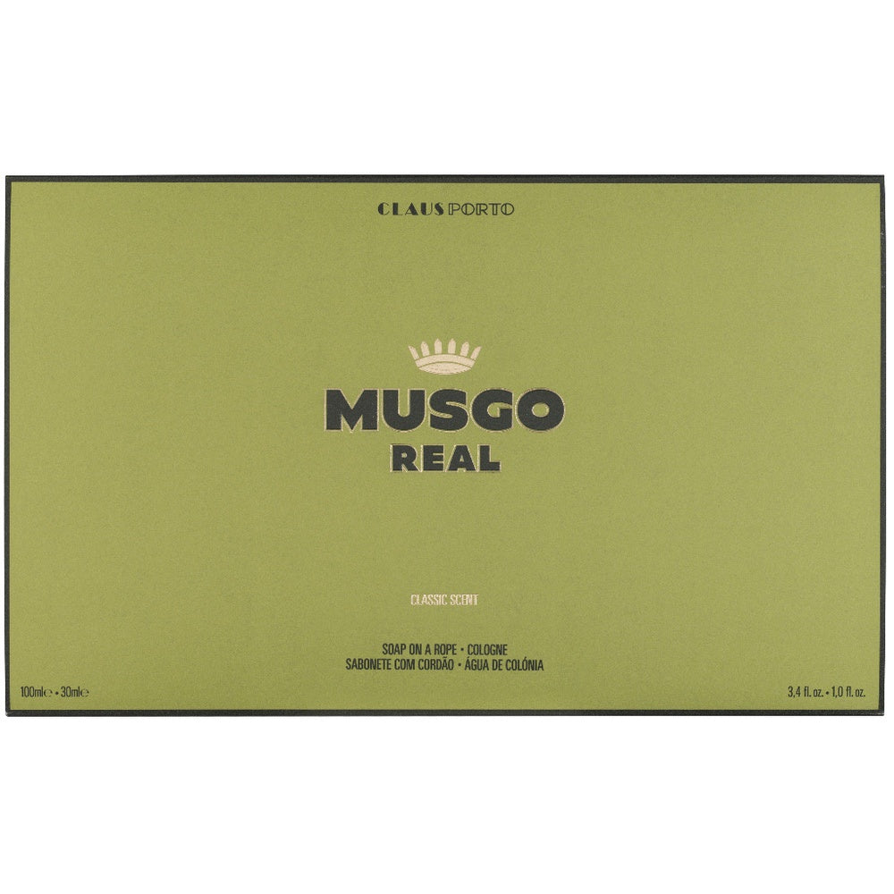 Musgo Real Geschenkset 2-teilig - Classic Scent-The Man Himself