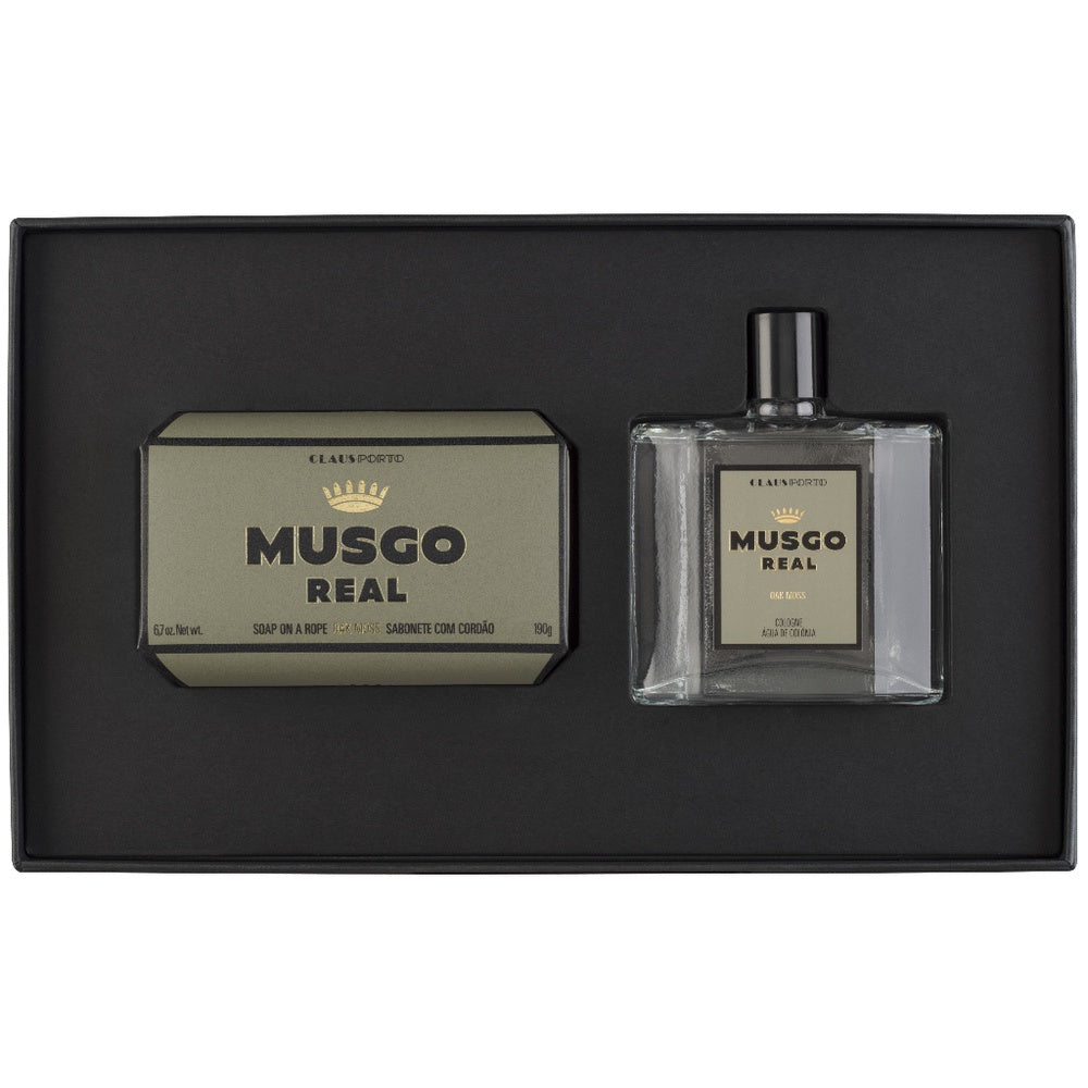 Musgo Real Geschenkset 2-teilig - Oak Moss-The Man Himself