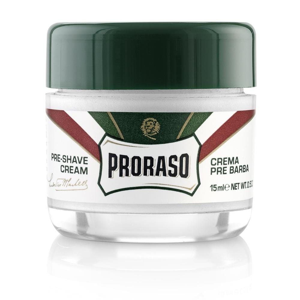 Proraso Pre-Shave Creme - Green Refresh Mini