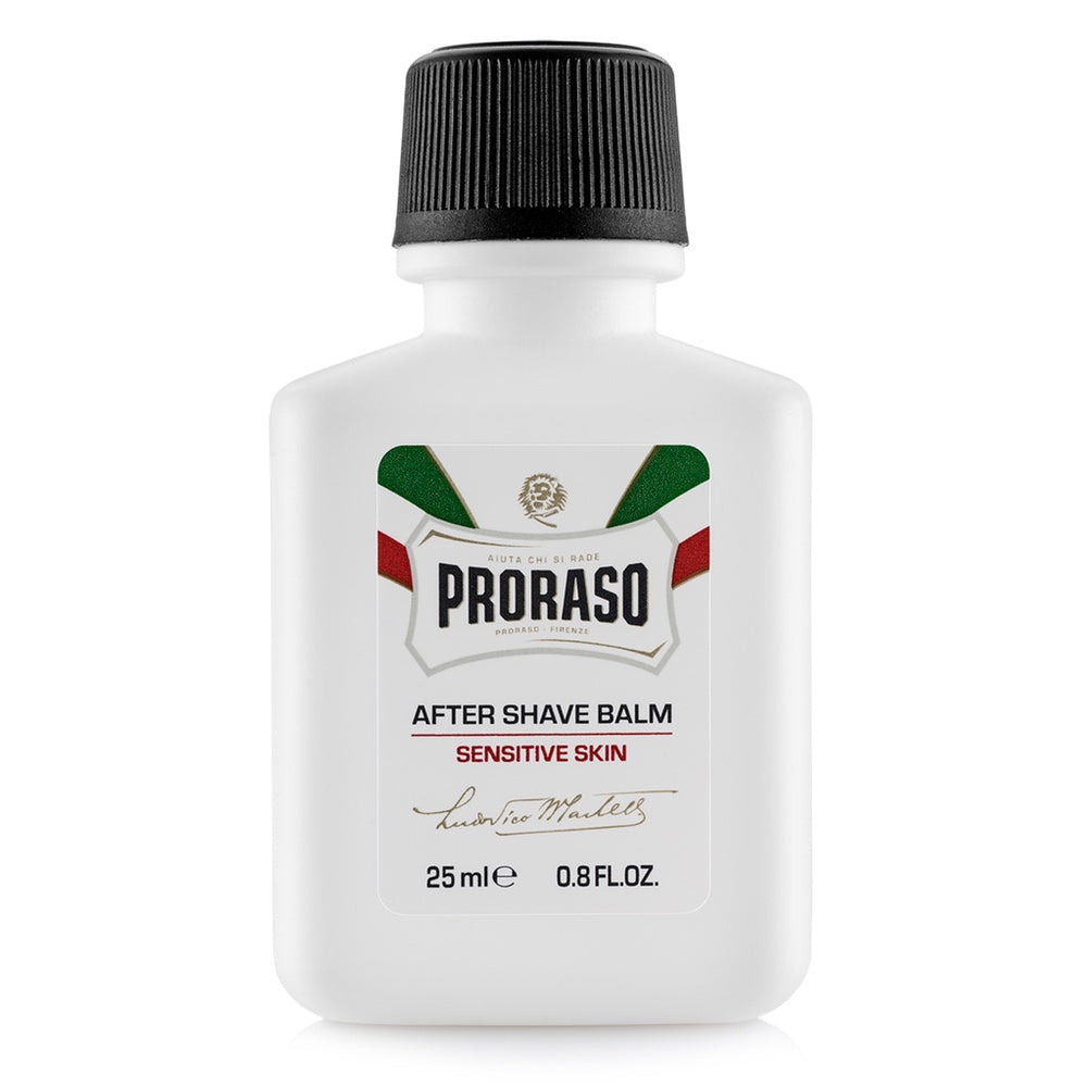 Proraso After-Shave-Balsam - White Sensitive Mini - für empfindliche Haut