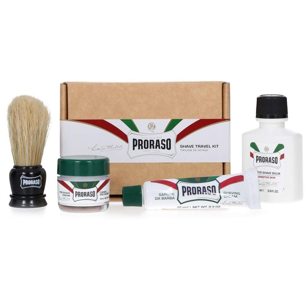 Proraso Travel Shaving Kit - Reiseset