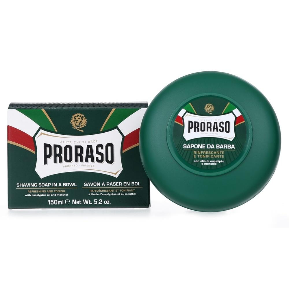 Proraso Rasierseife - Green Refresh im Tiegel