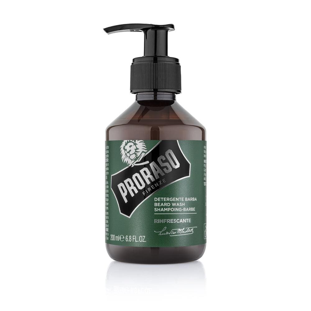 Proraso Bartshampoo - Green Refresh
