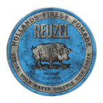 Reuzel Pomade Blue - Strong Hold Water Soluble High Sheen (Barber Size 340g)