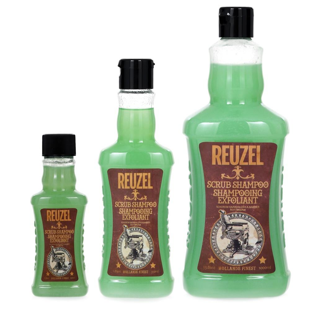 Reuzel Scrub Shampoo - Peeling-Shampoo-The Man Himself