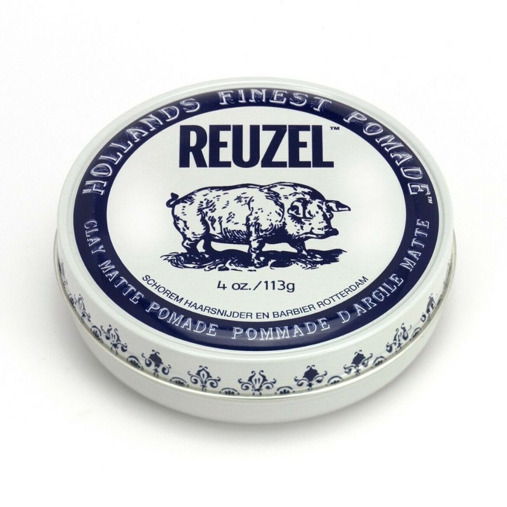 Reuzel Clay Matte Pomade (Regular 113g)