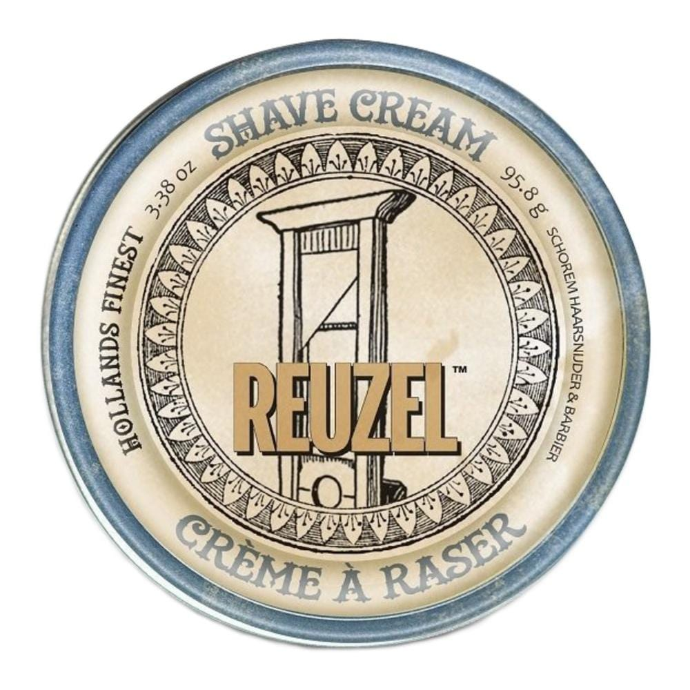 Reuzel Shave Cream - Rasiercreme-The Man Himself