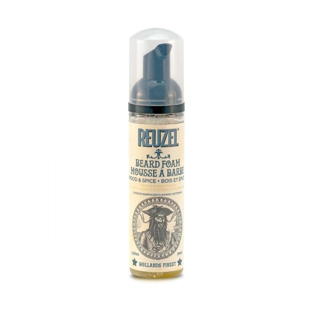 Reuzel Beard Foam Wood & Spice - Bartschaum