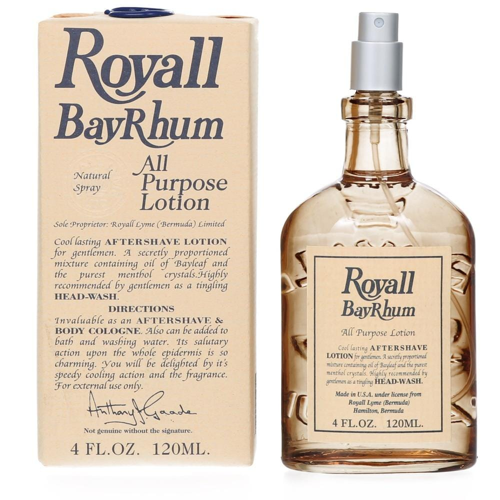 Royall Bay Ruhm All Purpose Lotion-The Man Himself