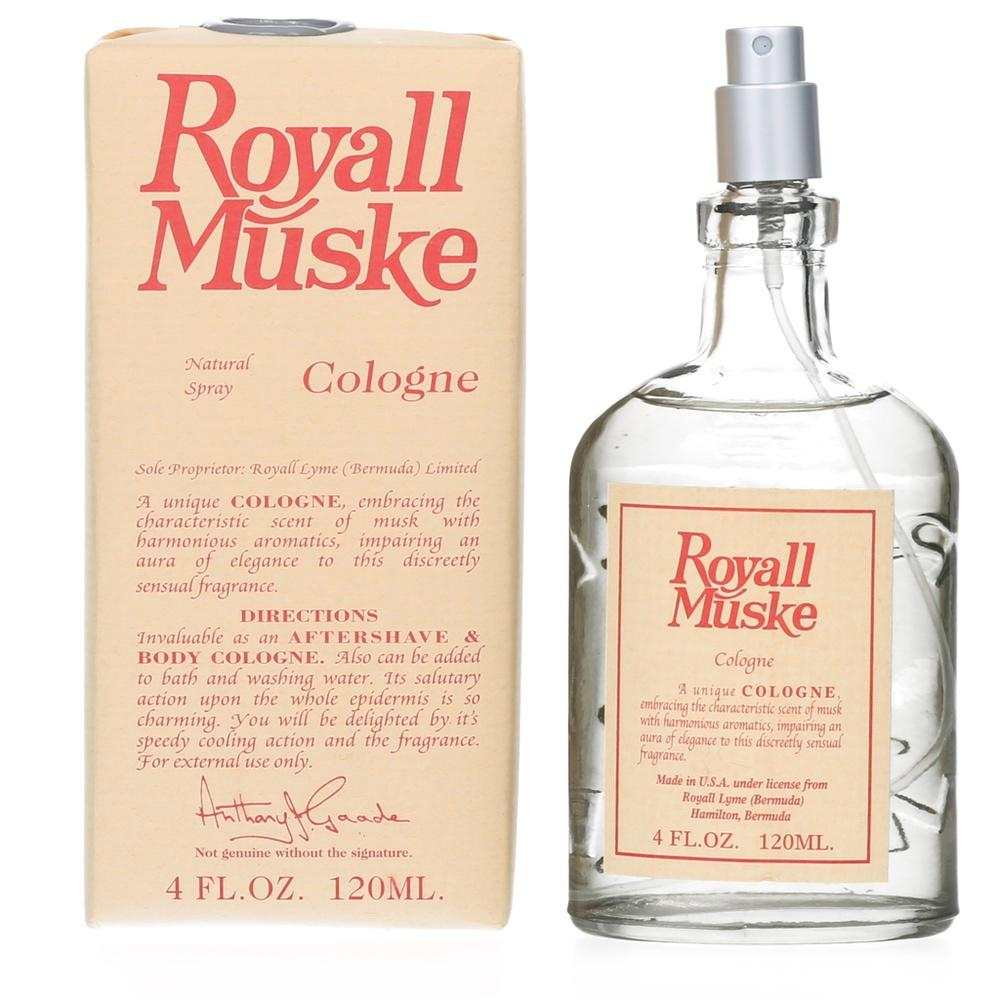 Royall Muske Cologne-The Man Himself