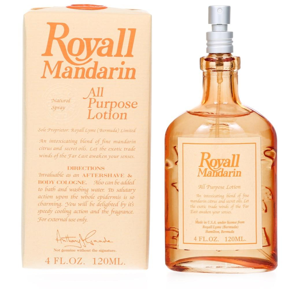 Royall Mandarin All Purpose Lotion